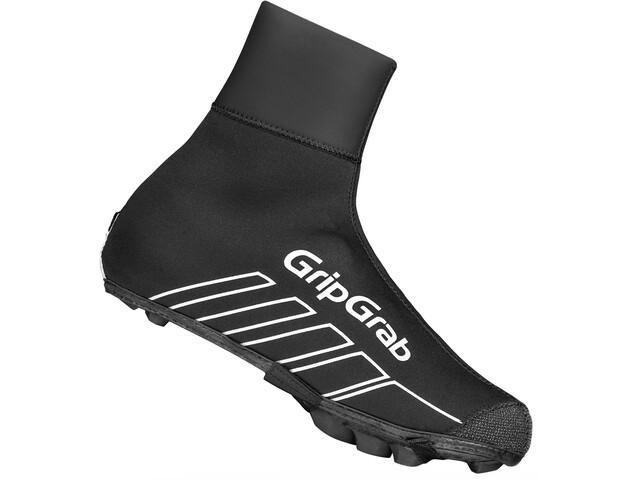GripGrab RaceThermo X Waterdichte Winter MTB-/CX Overschoen, black